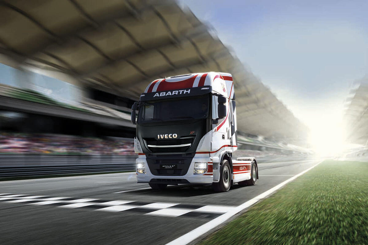 Iveco Stralis Abarth