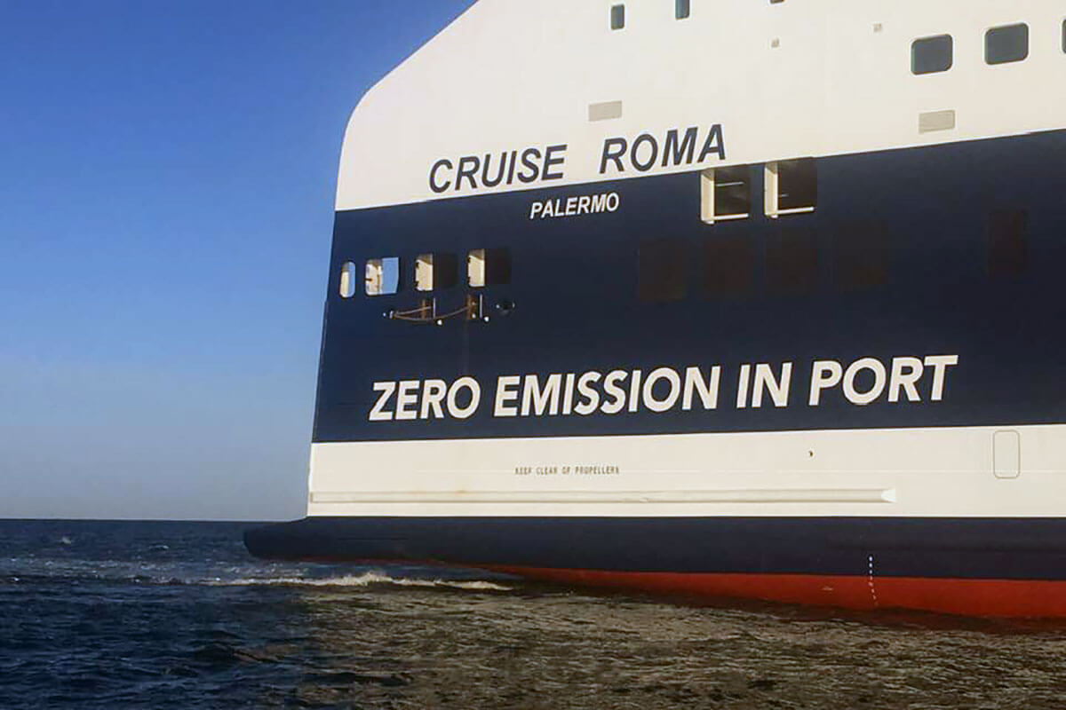 Zero Emission in Port